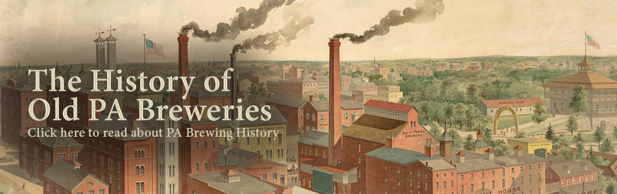 History of PA Breweries