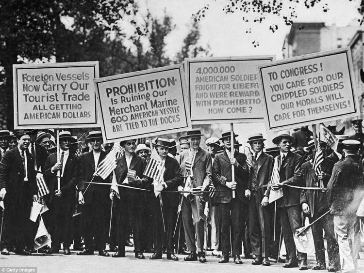 Prohibition Picketing
