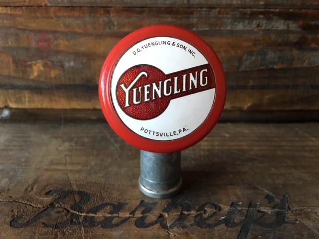 Yuengling Beer Ball Tap Knob - Breweriana Aficionado