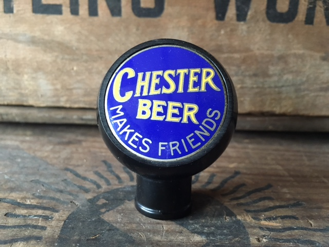 Chester Beer Ball Tap Knob