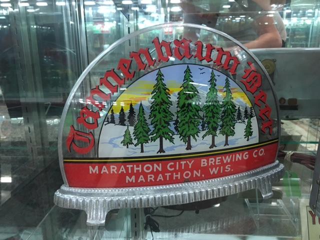 Tannenbaum Beer Marathon City Brewery Gillco Cab Light