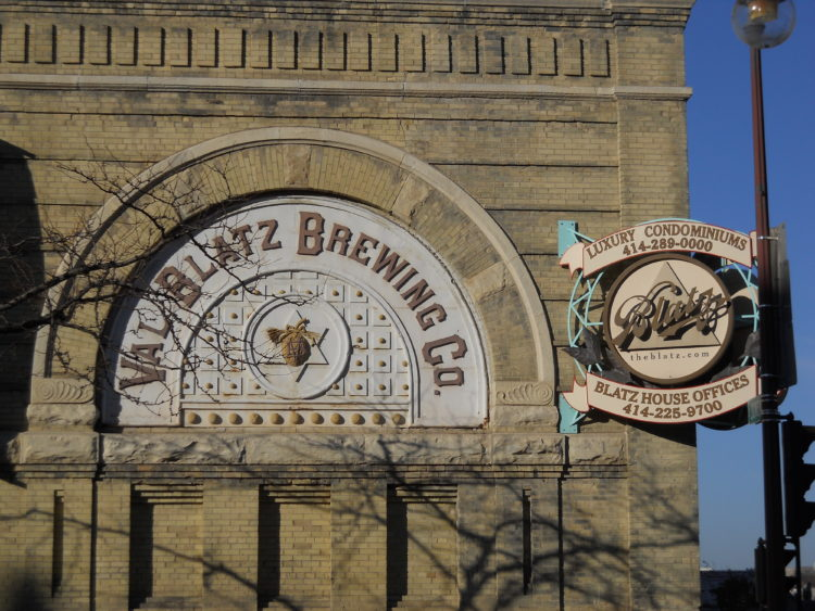 Blatz Brewery - Current