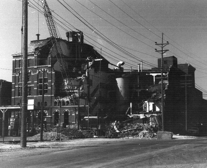 Buckeye Brewery - Demolished