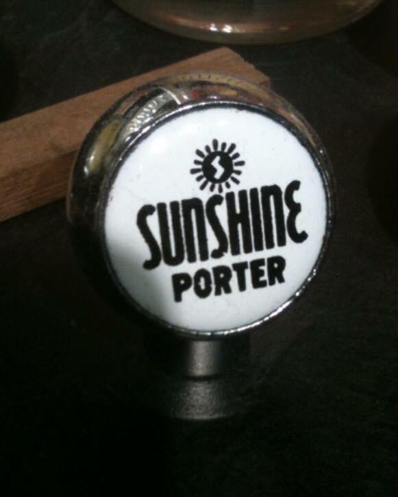 sunshine porter ball tap knob robbins