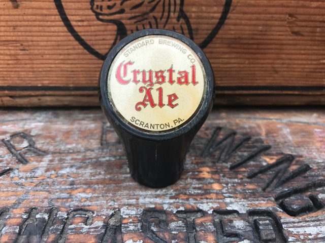 crystal ale beer standard ball tap knob fisher products inc true name