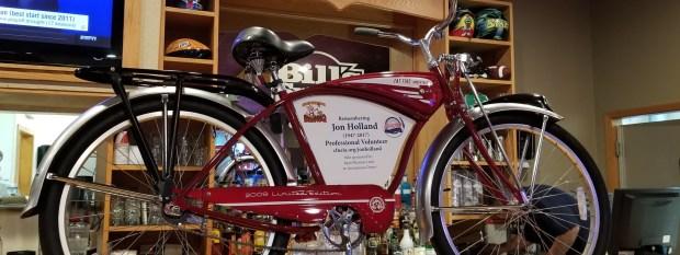 Independence BrewBQ Bike Ride Too!
