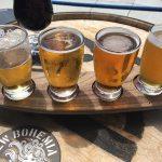 New Bohemia Brewing Company Flight