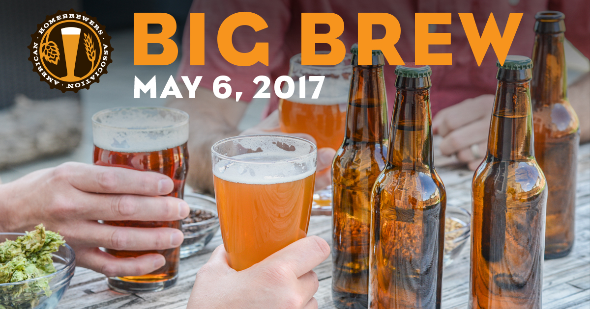 AHA BIG BREW 2017
