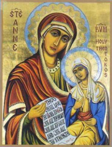 Maryja - Święta Boża Rodzicielka