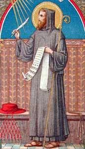 Święty Piotr Damian