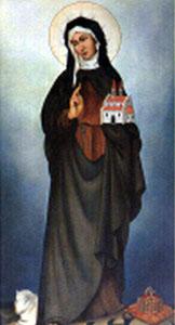Święta Agnieszka z Pragi