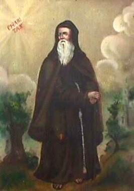 Święty Franciszek z Paoli