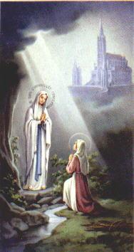 Święta Maria Bernadetta Soubirous