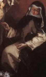 Święta Agnieszka z Montepulciano