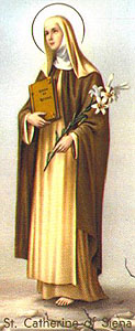 Święta Katarzyna ze Sieny