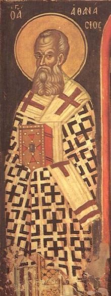 Święty Atanazy Wielki