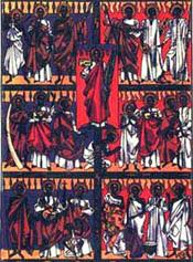 Święci Karol Lwanga i Towarzysze