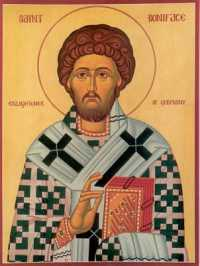 Święty Bonifacy