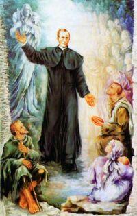 Święty Zygmunt Gorazdowski, «ksiądz dziadów»