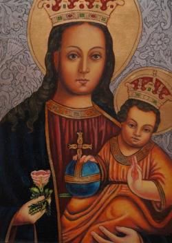 Wizerunek Matki Bożej Tuchowskiej