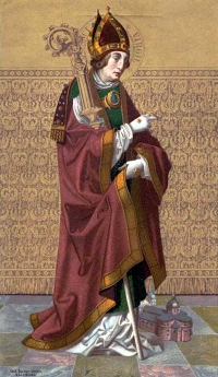 Święty Wirgiliusz