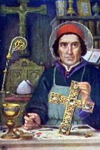 Święty Eligiusz