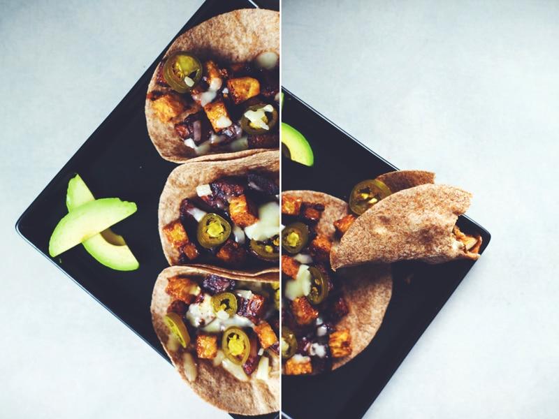 Healthy Texas BBQ Tacos