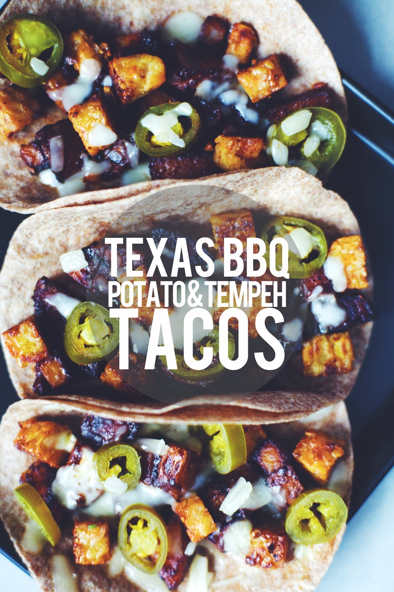 how to make tempeh tacos