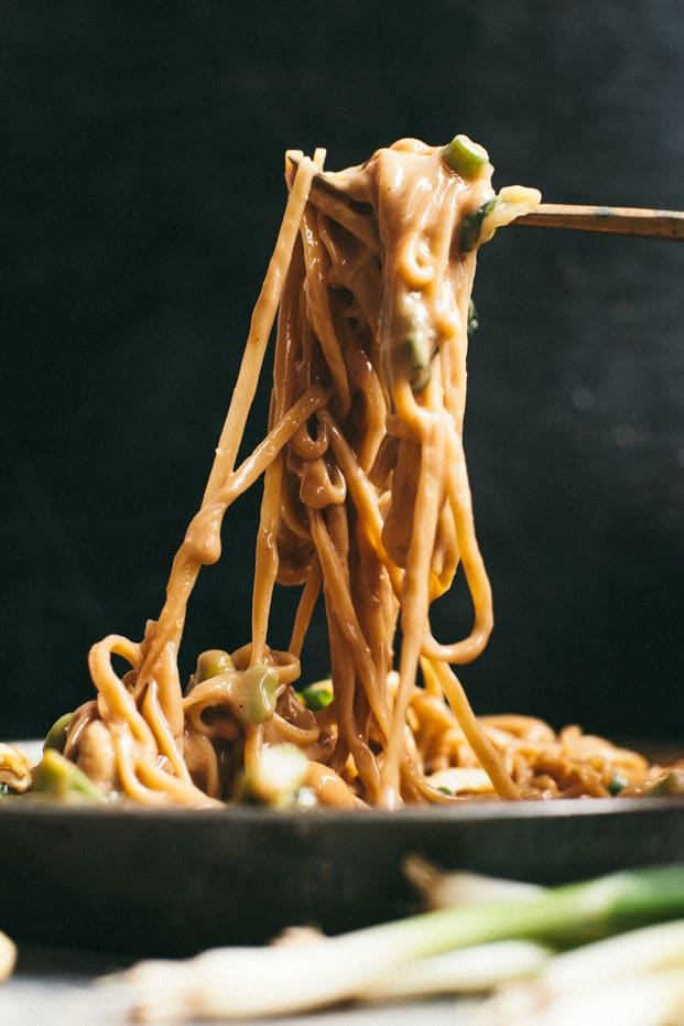 the best sauce for noodles EVER