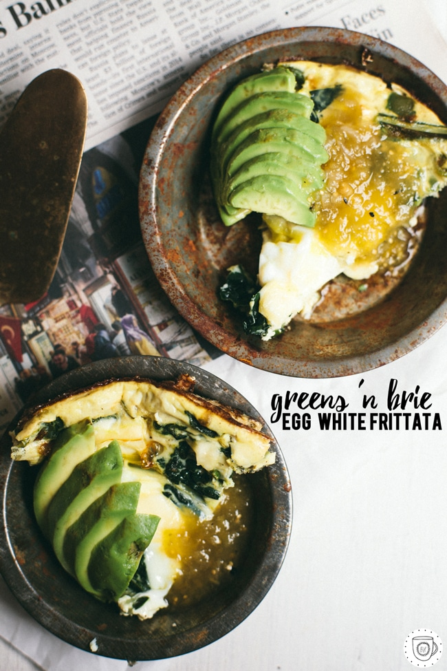 an amazing healthy breakfast frittata