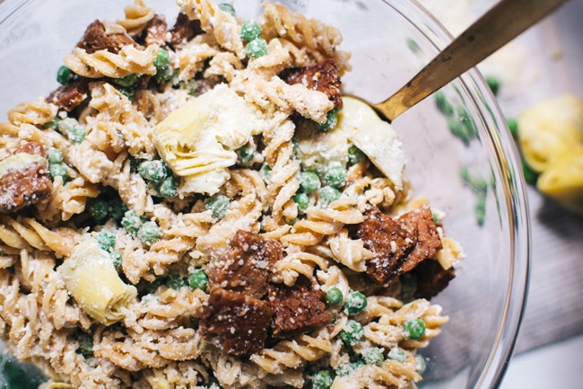 best pasta salad for spring