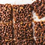 Health-ier Pecan Pie Bars | Thanksgiving Thursday