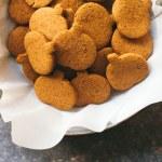 Pumpkin Gingerbread Cookies | Brewing Happiness
