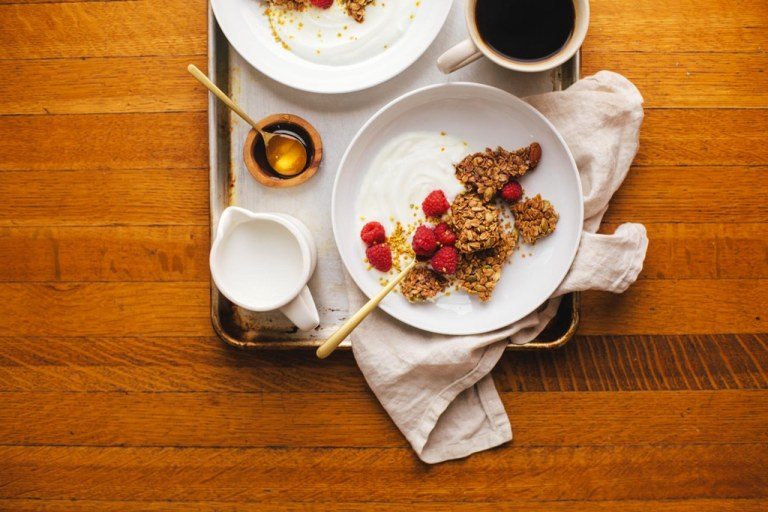 Mega Clump Granola + The First Mess Cookbook