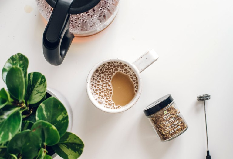 5 Ways to Make a Dirty Chai Latte at Home