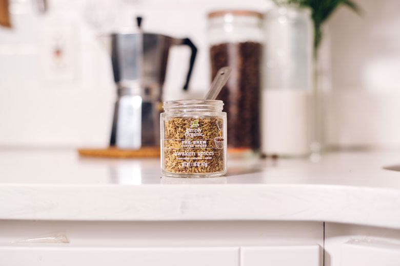 Simply Organic Coffee Spices