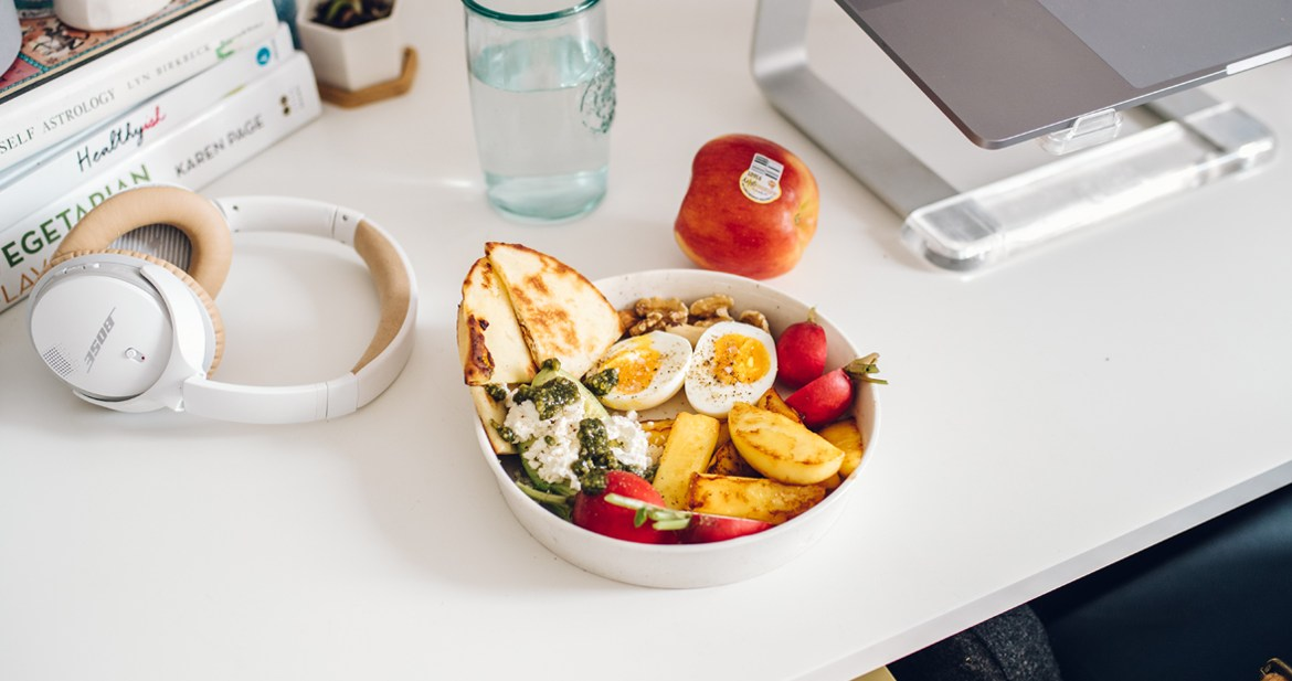 Autumn Glory Power Snack Plate | Brewing Happiness