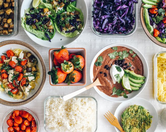 Creative Vegetarian Meal Prep Guide   Brewing Happiness