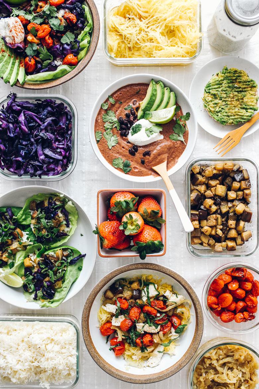 vegetarian meal prep guide