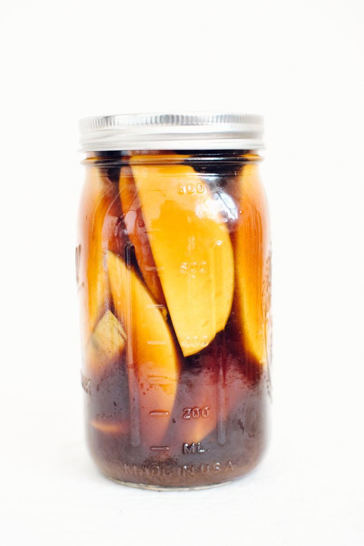 pickled mango