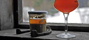 Kveik slurry and Norwegian farmhouse ale