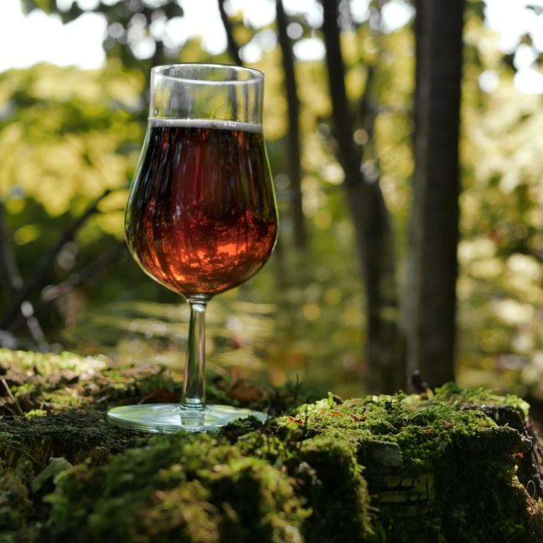 Brewing Nordic rye wine recipe