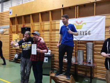 Beste øl under 5% gikk til Nordic Monkey Brewing for Tropical Fruitshake