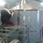 brewhouse polishing