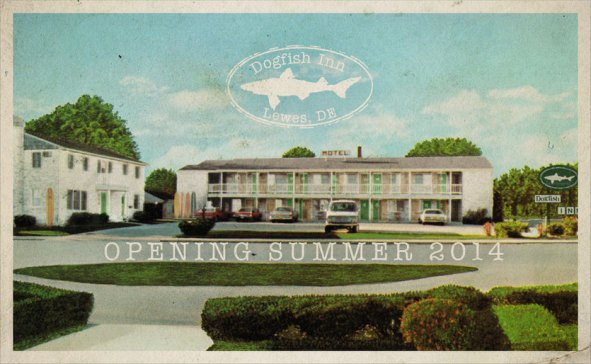 The lovely Dogfish Inn