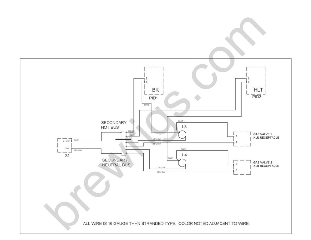 Secondary Wiring