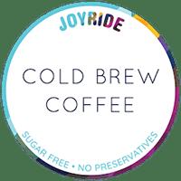 JOYRIDE Cold Brew Coffee RTD