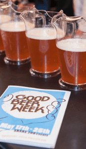 Good Beer Week beers