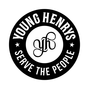 young-henrys-logo