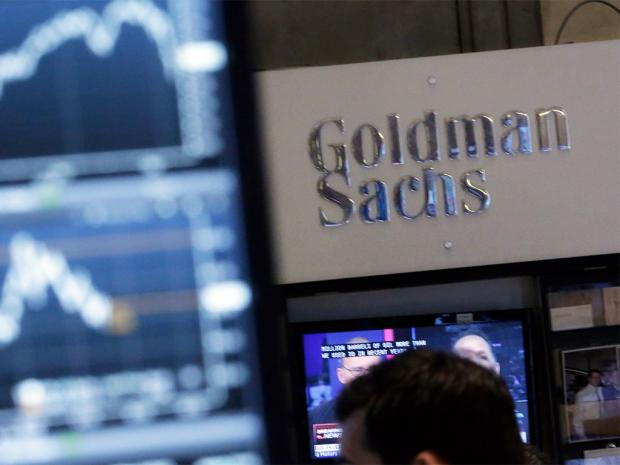 GOLDMAN SACHS Map to Brexit – Brexit Brokers on